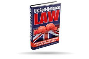 UK law in regards to the right of self defence